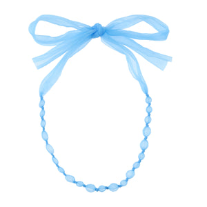 Ribbon Necklace