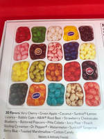 Jelly Belly 20 Flavor holiday pack