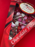 Chocolate Pizza Company boxed Valentine Slice