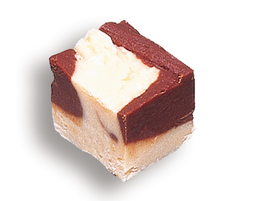 Vanilla and Chocolate Swirl Fudge