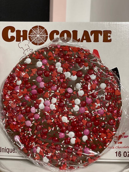 Chocolate Pizza Company Crazy for you Pizza