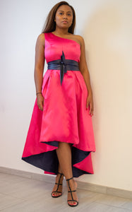 The Carrie Pink-blue | Dress