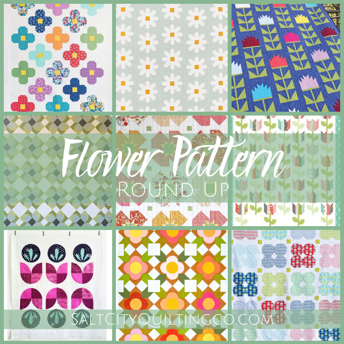 Flower Pattern Round-Up