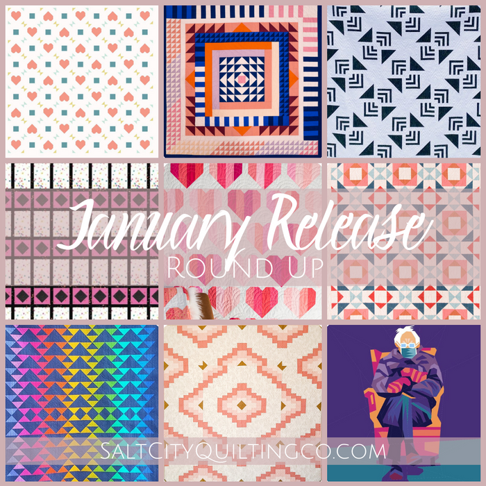 January Pattern Release Round Up