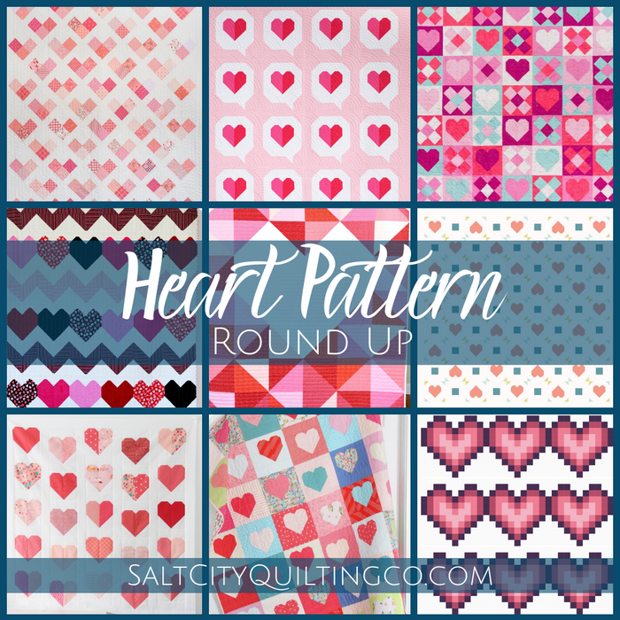 Heart Pattern Round Up