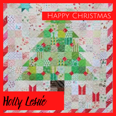 Happy Christmas Holly Lesue Maker Valley