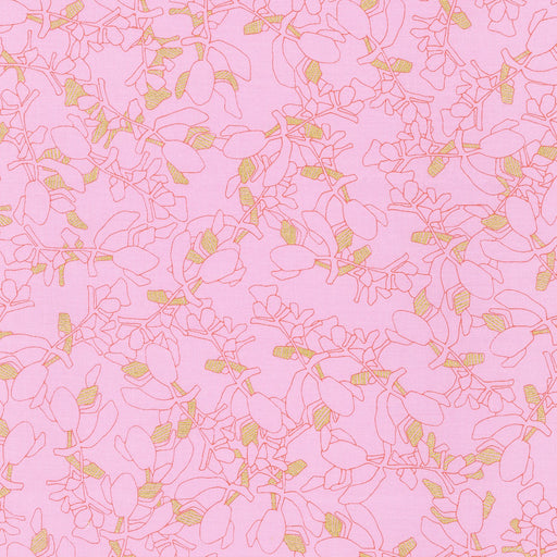 Collection Carolyn Friedlander Petal Branches Petal with Metallic