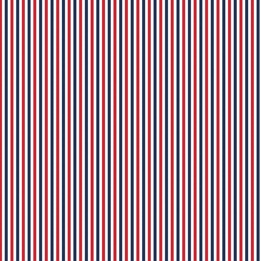 Stripe 1/8 Inch Color Patriotic