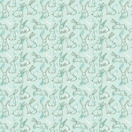 Mary Elizabeth Bunnies Mint
