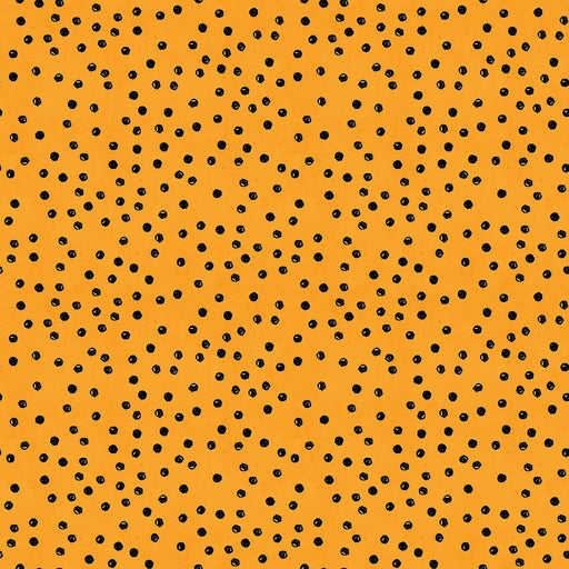 Goosetales Scattered Dots Orange