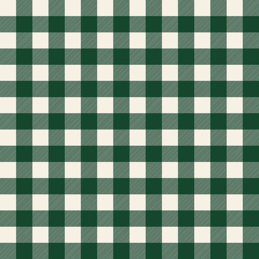 Christmas Traditions Plaid Dark Green