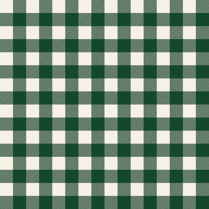 Christmas Traditions Plaid Dkgreen