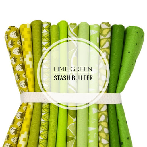 Lime Green Stash Builder Bundle