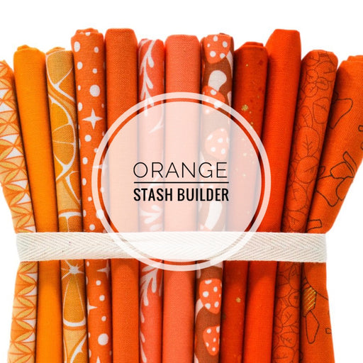Orange Stash Builder Bundle