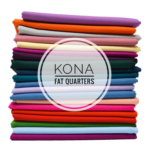 KONA Fat Quarters - Custom Selection