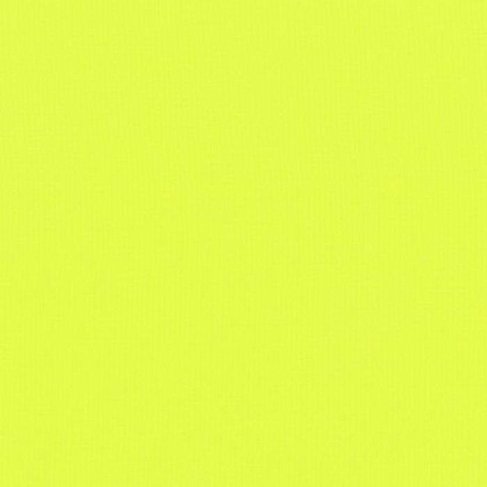 KONA Cotton Acid Lime Solid K001-860