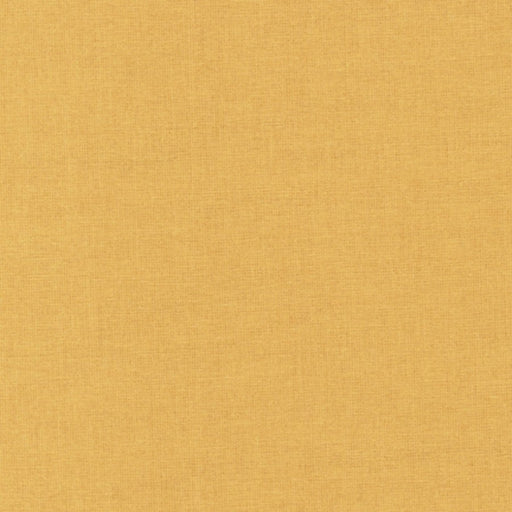 KONA Cotton Butterscotch Solid 5/8ths YARD ONLY