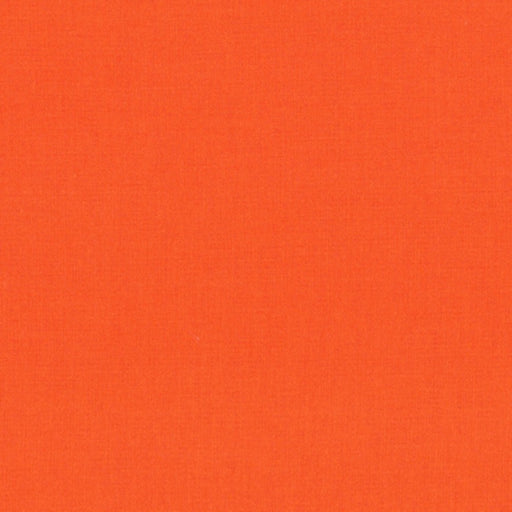 KONA Cotton Carrot Solid K001-400