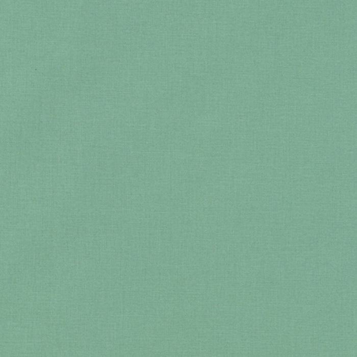 KONA Cotton Celadon Solid 2/3rd YARD ONLY