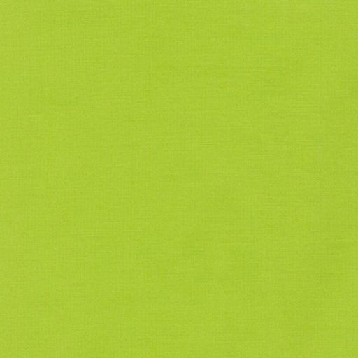 KONA Cotton Chartreuse Solid K001-1072