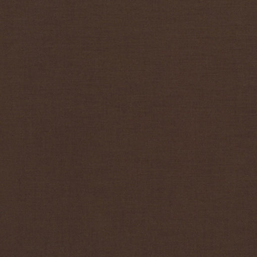 KONA Cotton Chocolate Solid K001-1073