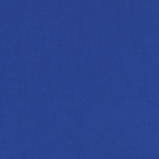 KONA Cotton Deep Blue Solid Fat Quarter