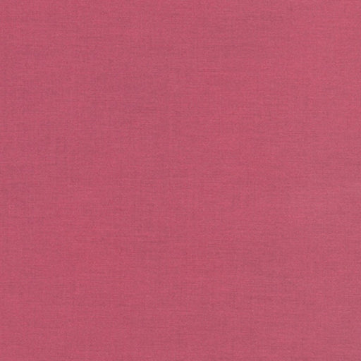KONA Cotton Deep Rose Solid HALF YARD ONLY