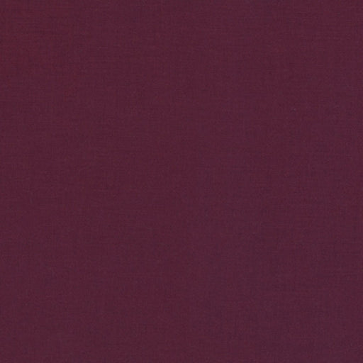 KONA Cotton Garnet Solid 3/8ths Yard ONLY