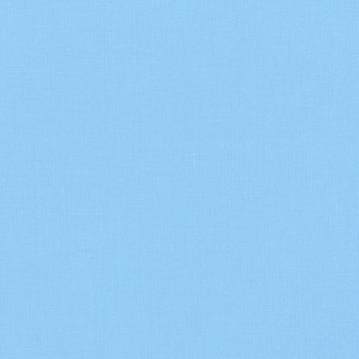 KONA Cotton Lake Blue Solid K001-194