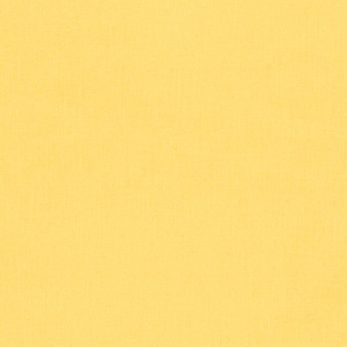KONA Cotton Lemon Solid K001-23