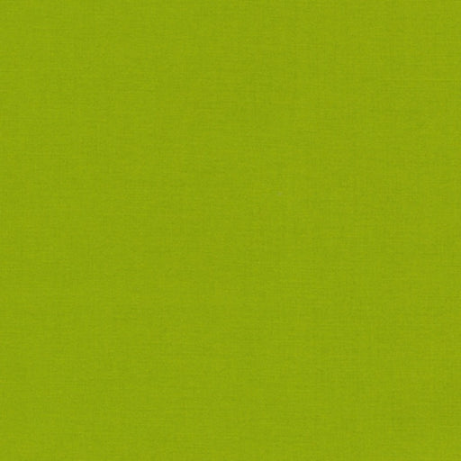 KONA Cotton Lime Solid K001-1192