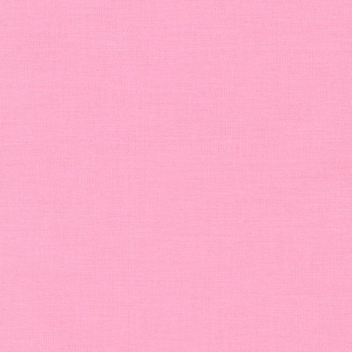 KONA Cotton Medium Pink Solid K001-1225