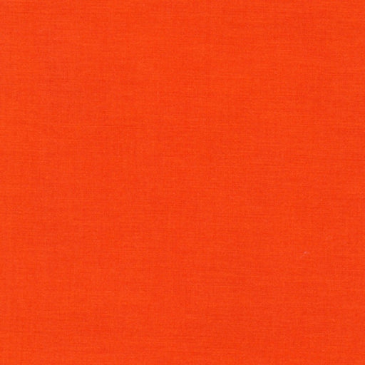KONA Cotton Tangerine Solid K001-1370