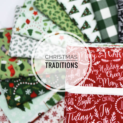 Christmas Traditions FQ Bundle