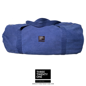 TWO LEFT: The Weekender • Unisex Duffel Bag (Cobalt)