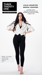Shop seamless stretchy soft black high-waisted leggings