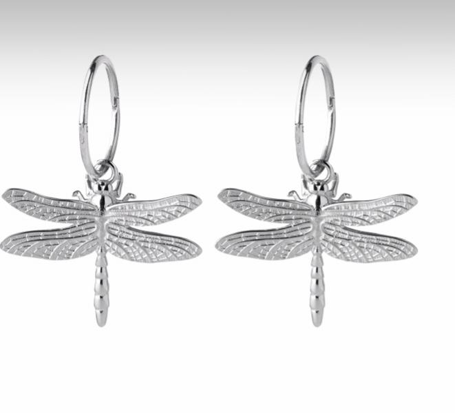 Karen Walker Dragonfly Earrings