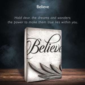 Believe. Sid Dickens tile Memory block Daydream collection 2020