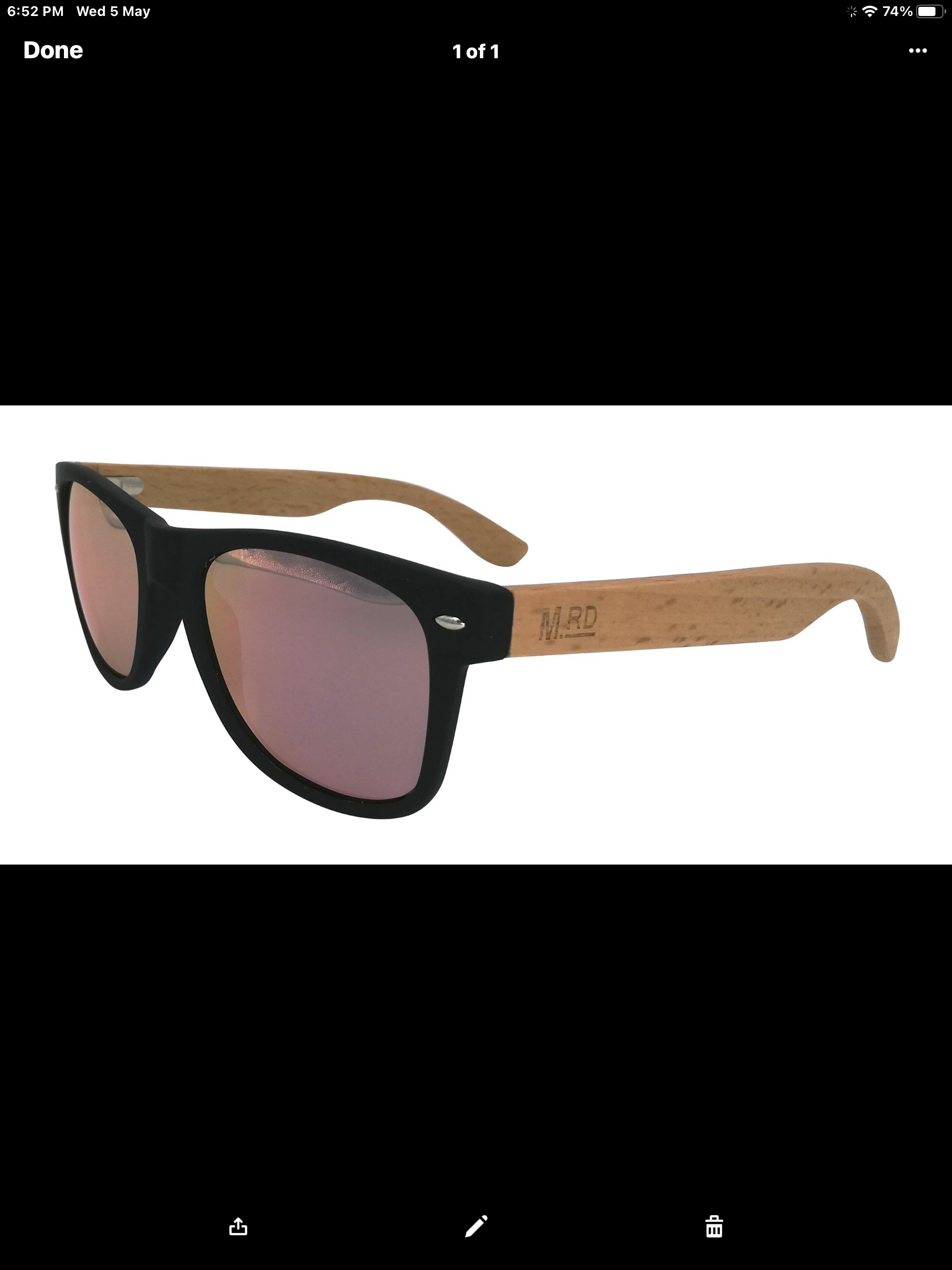 Moana Sunglasses 3003