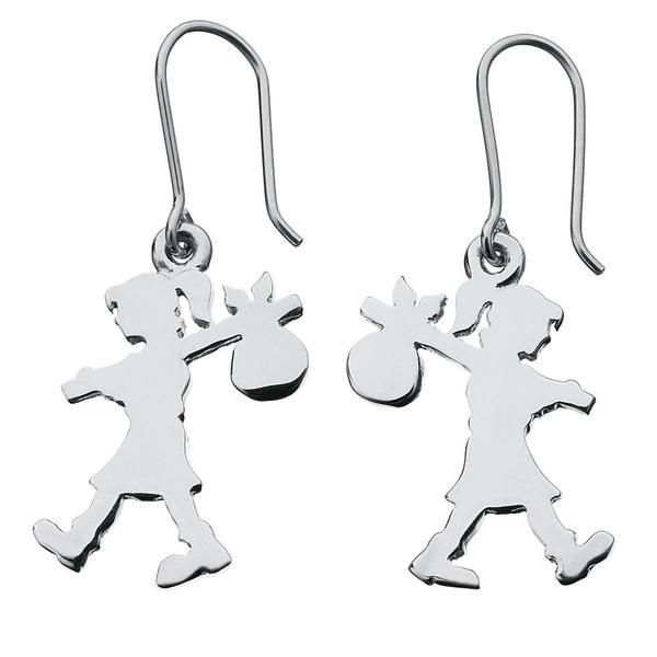 Karen Walker Runnaway Girl Earrings
