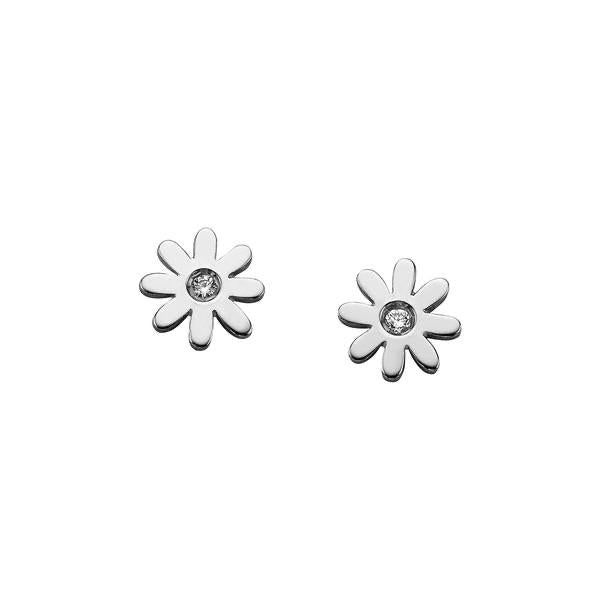 Karen Walker Daisy Earrings Sterling Silver
