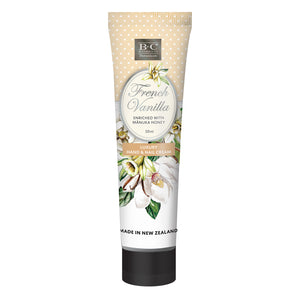 French Vanilla LuxuyHand & Nail Cream
