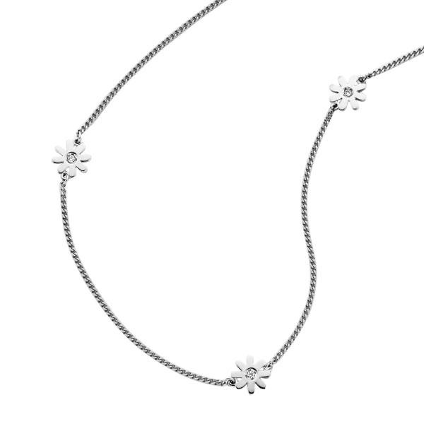 Karen Walker Daisy Charm Necklace