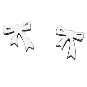 Karen Walker Mini bow Earrings