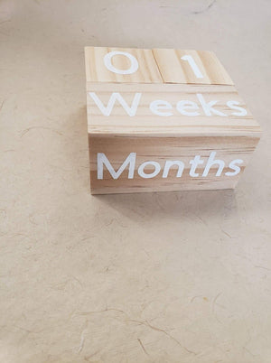 Buy online beautiful and functionable OliveWorldCo Milestones Blocks - OliveWorldCo