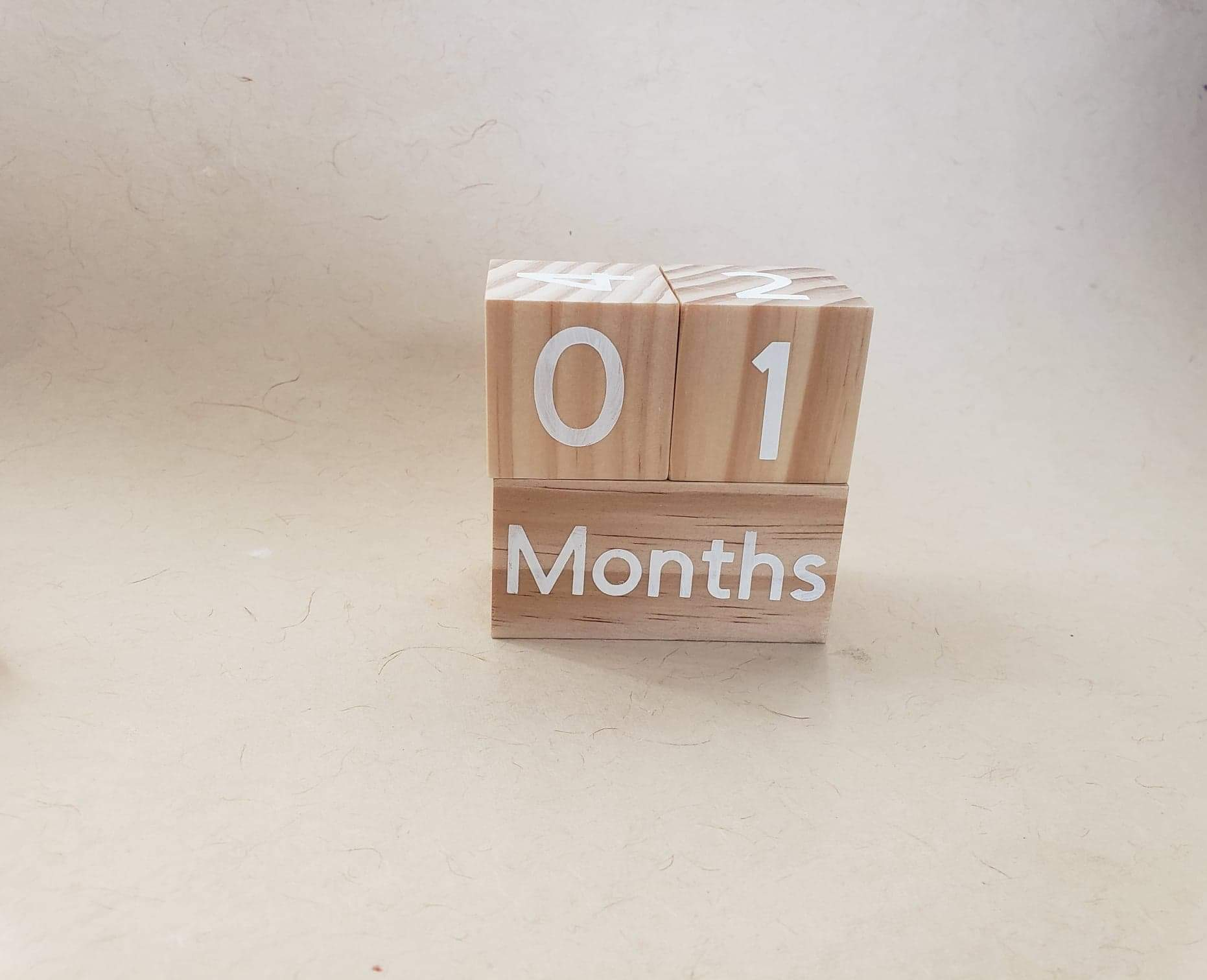 Buy online beautiful and functionable Milestones Blocks - OliveWorldCo
