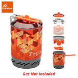 Fire Maple X2 Outdoor Gas Stove Burner Portable Cooking System