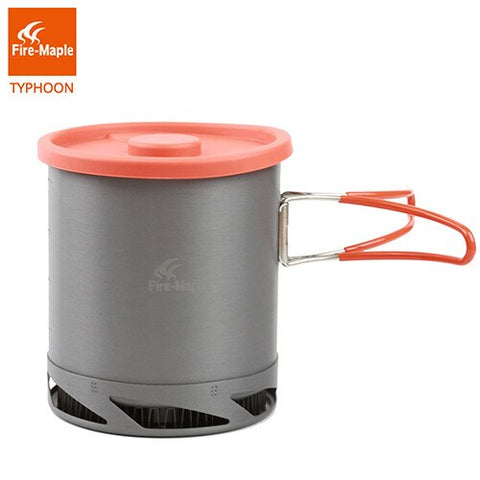 Fire Maple Camping Pot Picnic 1L Foldable