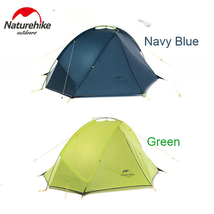 Naturehike Taga 1-2 Persons 20D Nylon Waterproof Ultralight Tent