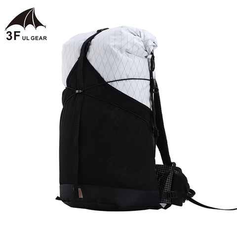 3F UL GEAR 35L Backpack XPAC/UHMWPE Material Lightweight Camping Ultralight Hiking